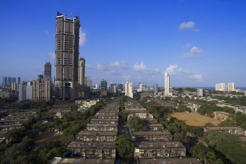 WORLI-BDD-CHAWL