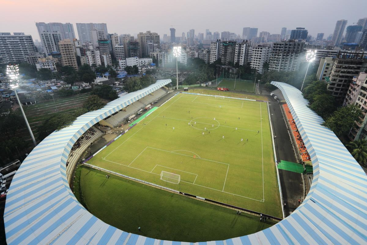 Mumbai Football Arena
